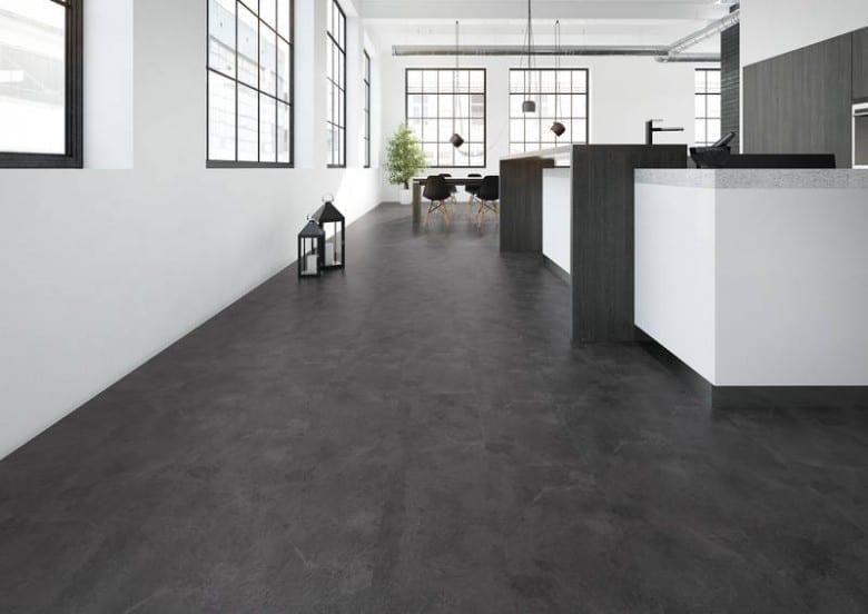 Schiefer Grau (Grey Slate) - Joka Design 330 Vinyl Fliesen zum Kleben