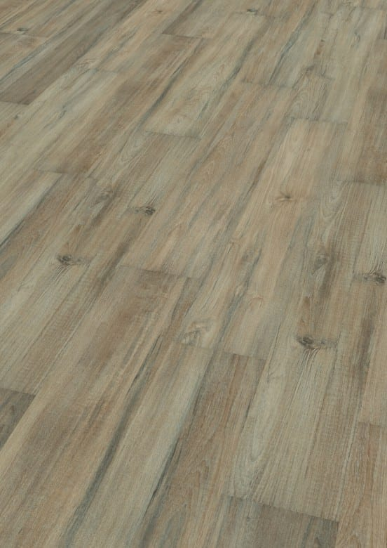 Patina Teak - Wineo Purline 1000 Wood Klick Design-Planke