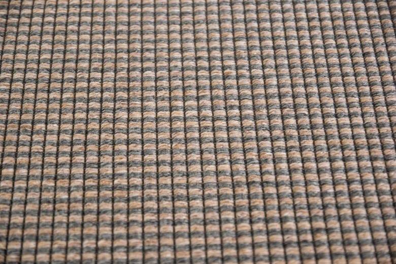 Bentzon Capri Duo Beige-Grau 211209 - gewebter Teppichboden