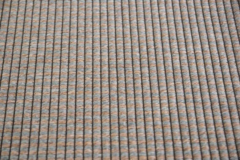 Bentzon Capri Duo Grau-Braun 211208 - gewebter Teppichboden