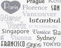 Vorschau: Städte Kinderwelt - A.S. Creation Vlies-Tapete