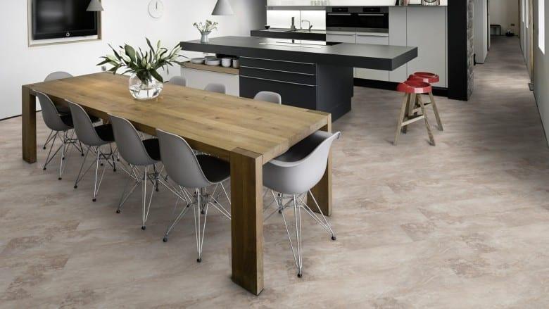 Wicanders Authentica Marble - Beige Marble - Designboden zum Klicken