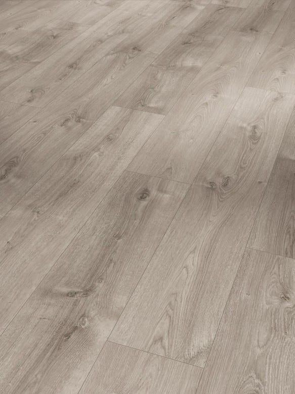 Parador Eco Balance Pur - Eiche Valere perlgrau gekälkt Holzstruktur - 1730762 - Room Up - Seite