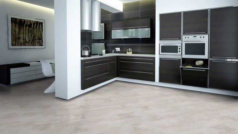 Wicanders Authentica Marble - Light Grey Marble - Designboden zum Klicken