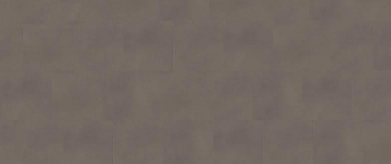 Solid Taupe - Wineo 800 Tile Vinyl Fliesen zum Kleben