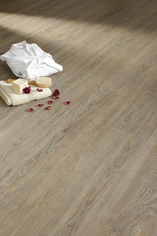 dunkle eiche ziro vinylan hydro object vinylboden holzoptik. Black Bedroom Furniture Sets. Home Design Ideas
