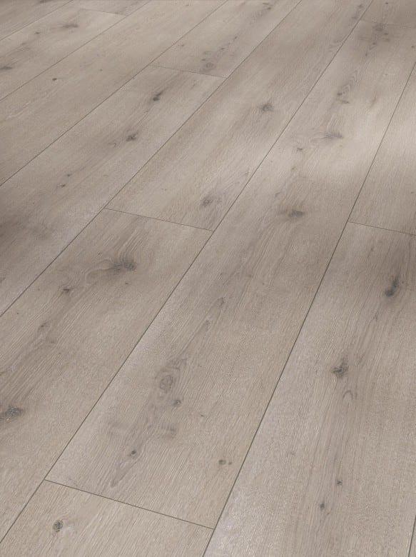 Parador Modular One - Eiche Urban grau gekälkt Schlossdiele Holzstruktur - 1730807 - Room Up - Seite