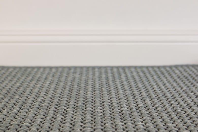 Bentzon Elba Duo 212008 Grau - gewebter Teppichboden