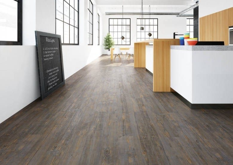 Grey Mixed Oak - Joka Design 330 Vinyl Planken zum Kleben