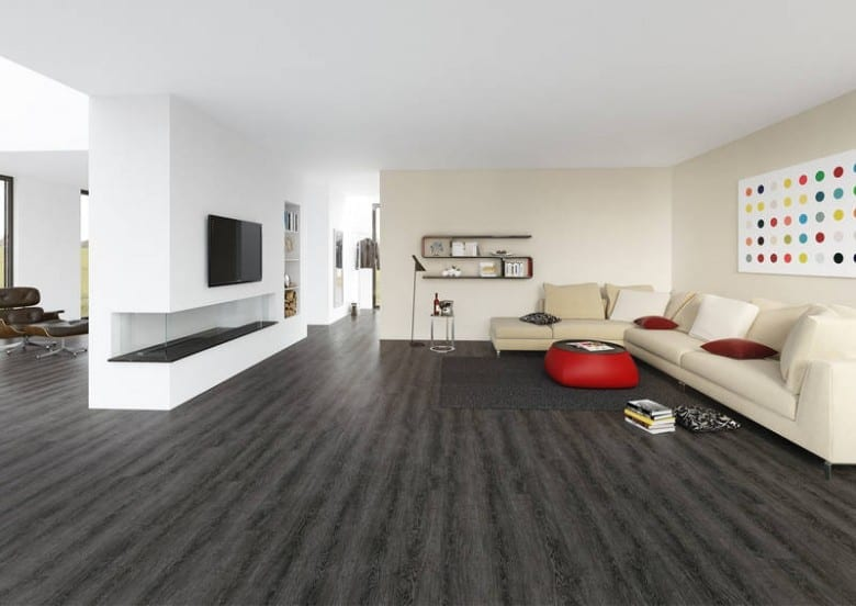 Graphite Oak - Joka Design 330 Vinyl Planken zum Kleben