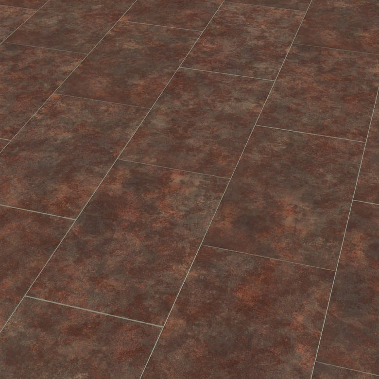 Kupfer Elesgo Wellness Maxi V5 - Laminat Fliesenoptik