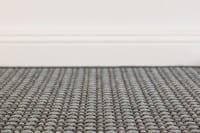 Vorschau: Bentzon Elba Duo 213809 Grau meliert - gewebter Teppichboden