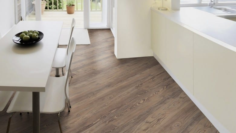 Wicanders Authentica Rustic - Antique Smoked Pine - Designboden zum Klicken