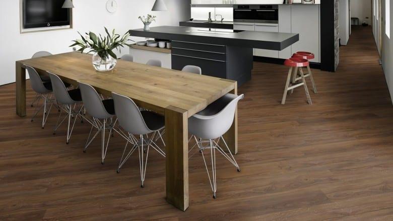 Wicanders Authentica Classic - European Smoked Oak - Designboden zum Klicken
