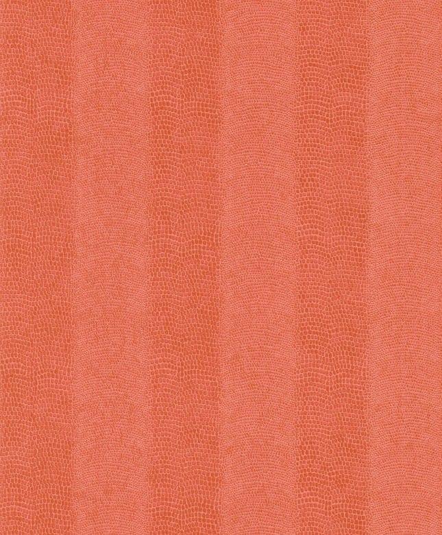 Schlangenleder Terracotta - Rasch Vlies-Tapete Tierprint
