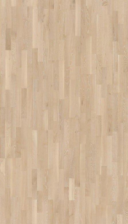 Eiche Weißpore Rustikal lackversiegelt matt weiß - Parador Parkett Basic 11-5