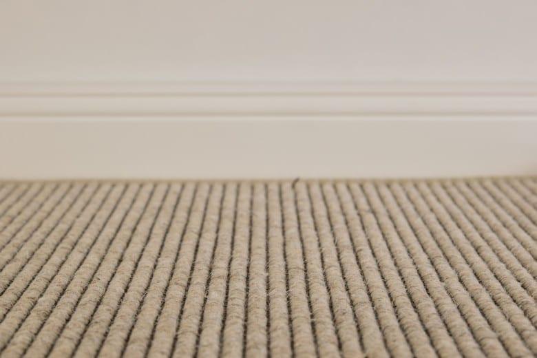 Bentzon Brighton Beige 098012  - gewebter Teppichboden