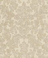 Vorschau: Tapete Barock Creme Beige - Rasch Vlies - Floralprint