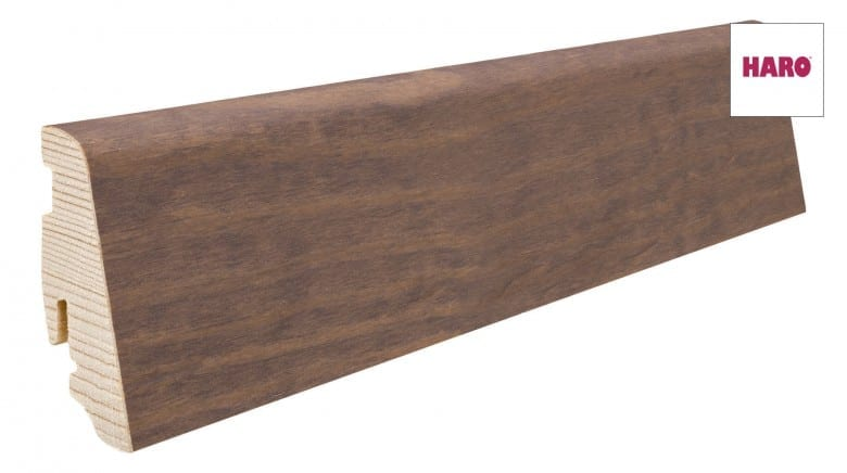 Haro Sockelleisten furniert geölt 19 x 58 mm (ab 5,10€/lfm)