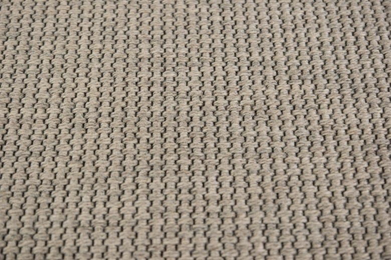 Bentzon Kolding 069034 Beige-Grau - gewebter Teppichboden