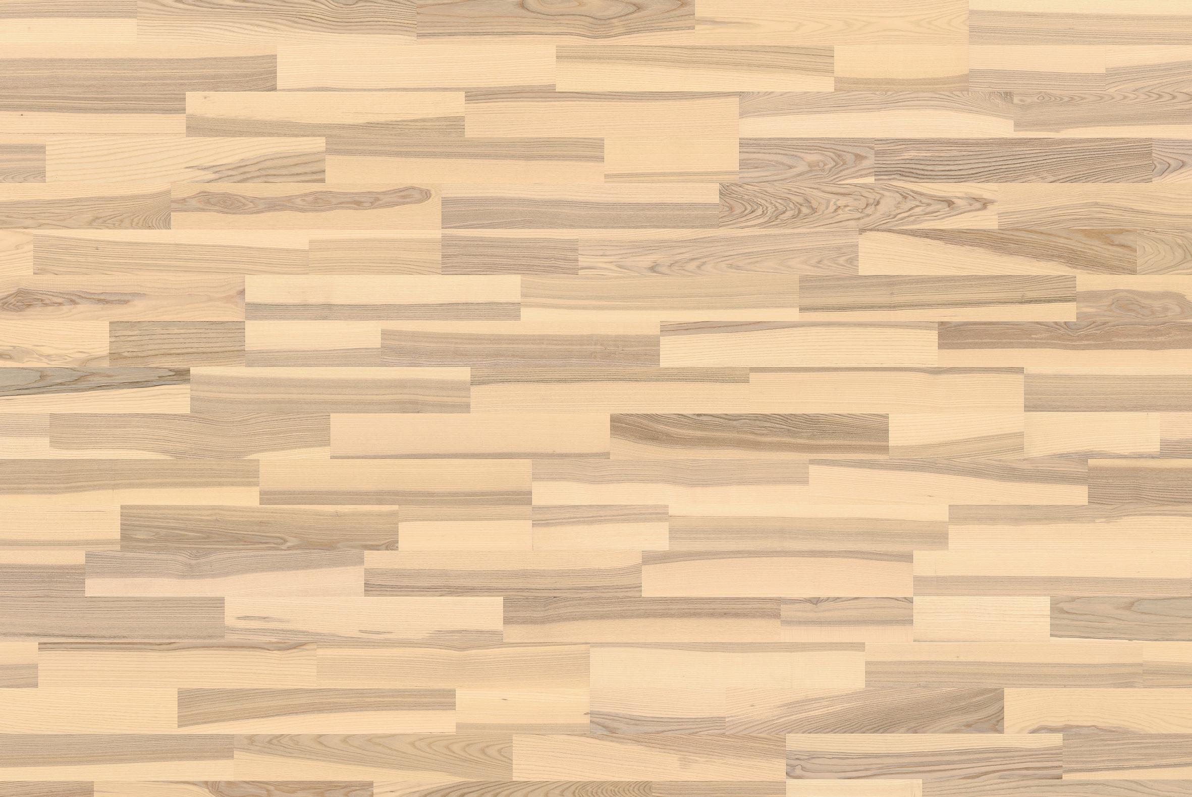 Esche Melange 2-Stab Tarkett Shade - Parkett matt lackiert ...