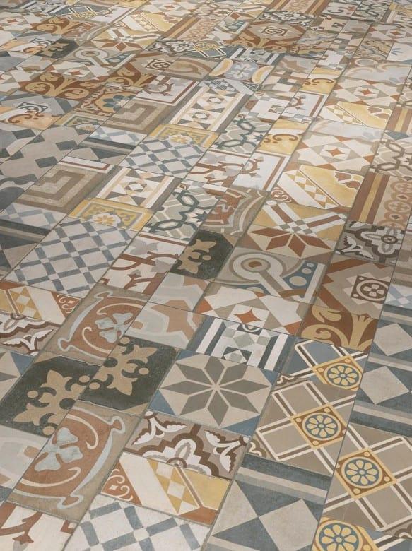 PARADOR Trendtime 5.50 zum Klicken  - Ornamentic colour Mineralstruktur - 1602132