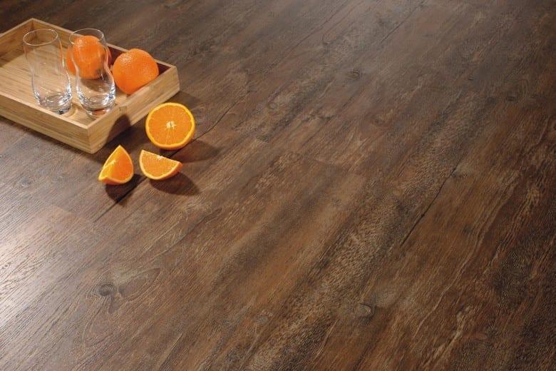 brown oak ziro vinylan hdf vinylboden holzoptik. Black Bedroom Furniture Sets. Home Design Ideas
