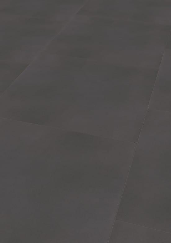 Solid Dark - Wineo 800 Tile XL Vinyl Fliesen zum Kleben