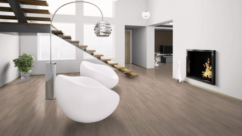 Nordic Pine Modern - Wineo Purline 1000 Wood Klick Design-Planke