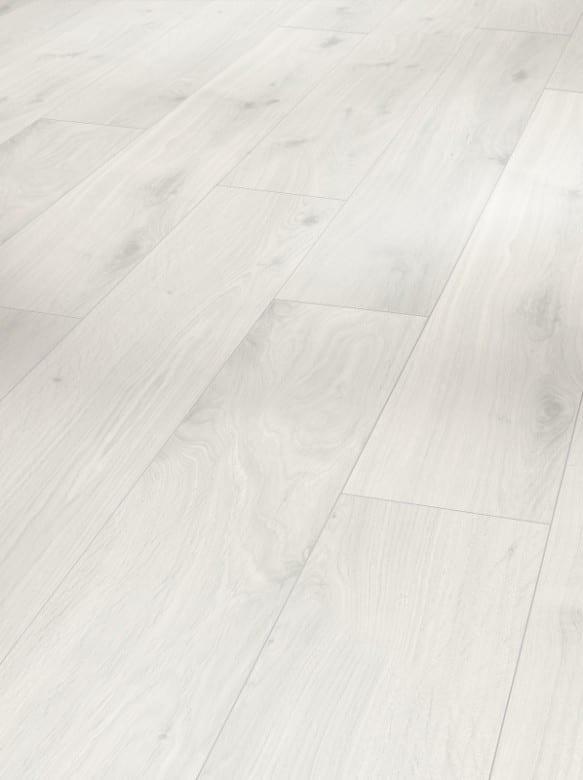 Parador Basic 400 - Eiche kristallweiß 4V Holzstruktur - 1474400 - Room Up - Seite