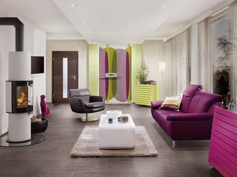 TR725- Floors@Home/30 zum Kleben