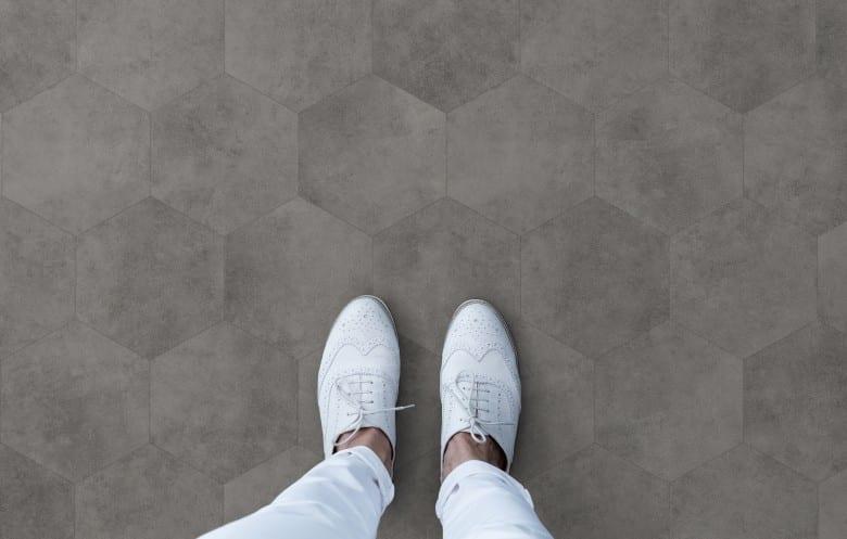 Texline HQR Modena Grey- Gerflor PVC Boden