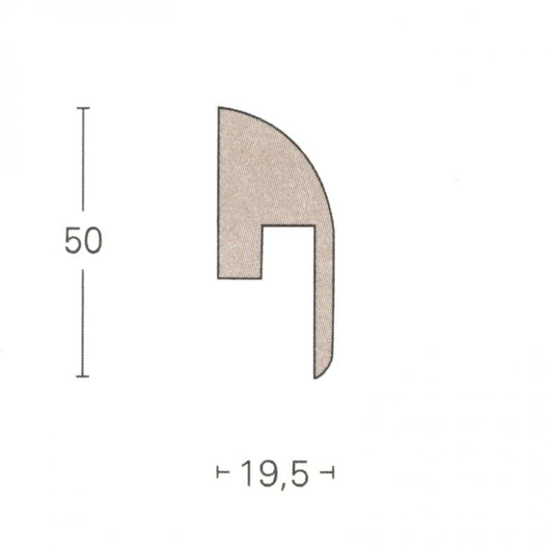 Parador Parkett Sockelleiste SL2 (ab 4,55 €/lfm)