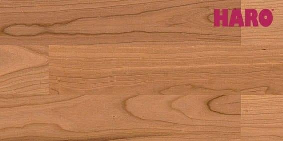 Amerik. Kirschbaum Trend matt lackiert - Haro Parkett Schiffsboden Serie 4000