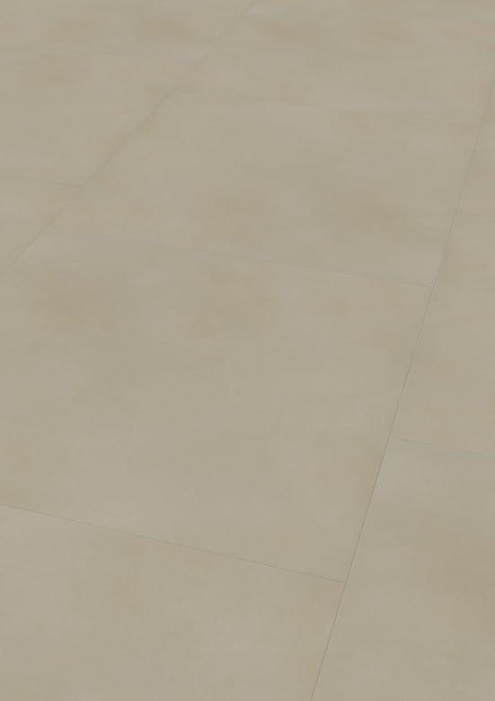 Solid Sand - Wineo 800 Tile XXL Vinyl Fliesen zum Kleben