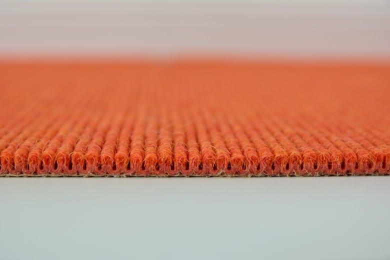 Tretford Ever 585 Orange - Teppichboden Tretford Ever