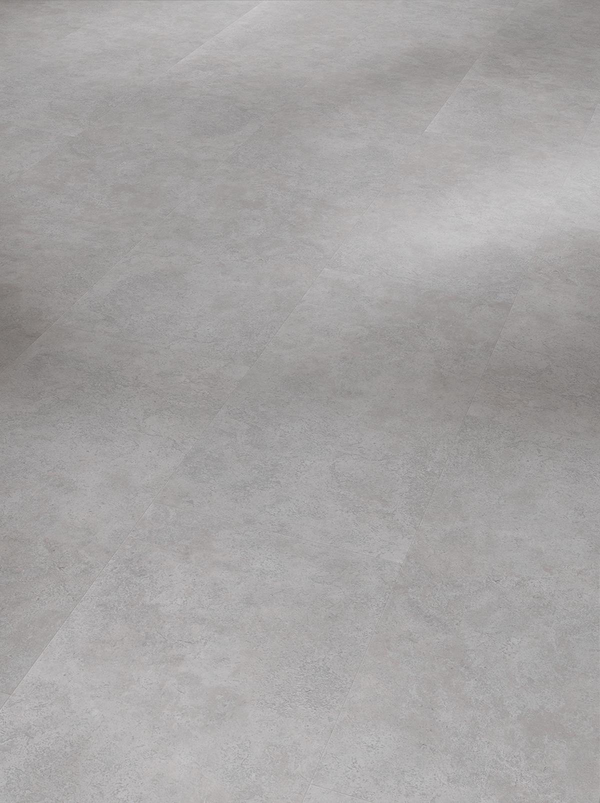 beton grau steinstruktur parador klick vinyl basic 4 3. Black Bedroom Furniture Sets. Home Design Ideas