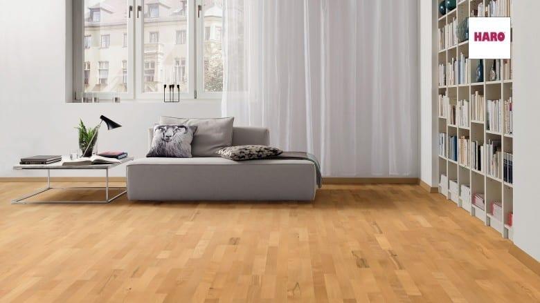 buche ged mpft country strukturiert haro parkett. Black Bedroom Furniture Sets. Home Design Ideas