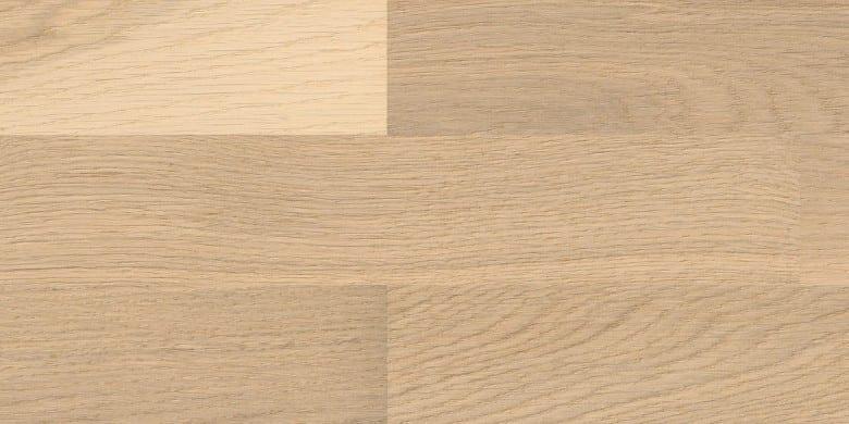 Eiche lichtweiß Favorit strukturiert - Haro Parkett Schiffsboden Serie 3500