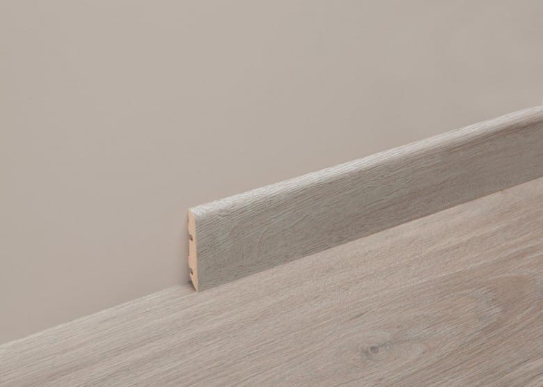 Dekorgleiche Sockelleiste 60mm (3,95€/lfm) - Berry Alloc Laminat