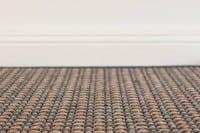 Vorschau: Bentzon Elba Duo 213209 Braun-Grau - gewebter Teppichboden