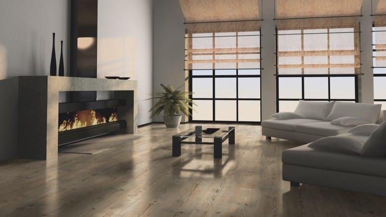 Ascona Pine Nature - Wineo Purline 1000 Wood Design-Planke