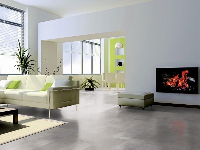 silvergrey concrete classen neo 2 0 stone designboden fliesenoptik. Black Bedroom Furniture Sets. Home Design Ideas