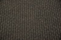 Vorschau: Bentzon Skagen 068091 Dunkelgrau - gewebter Teppichboden