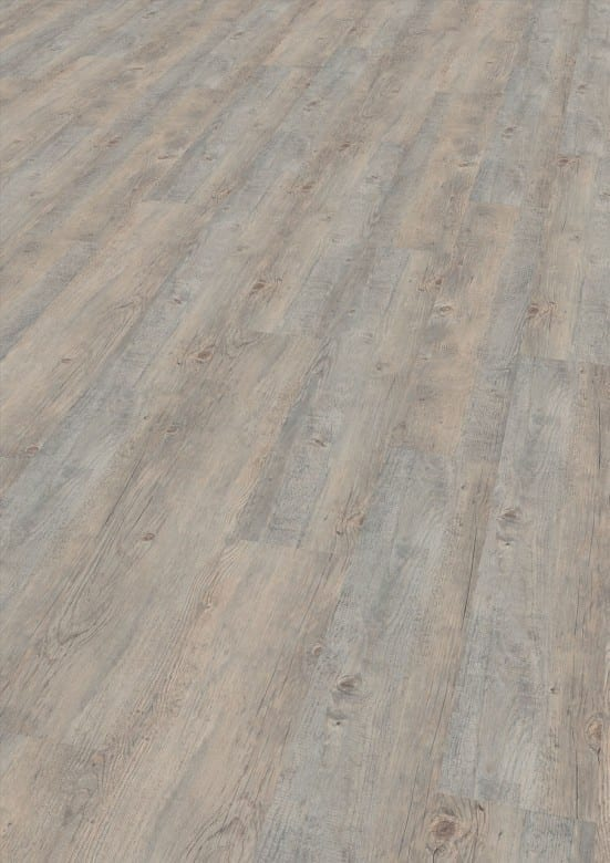 Arizona Oak Light Grey - Wineo Ambra Wood Vinyl Laminat  Multilayer