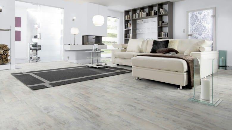 Copenhagen Frosted Pine - Wineo 800 Wood Vinyl Planke zum Klicken