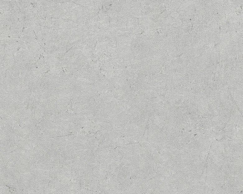 Light Grey Betonoptik - A.S. Creation Vlies-Tapete
