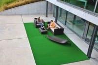 Vorschau: Golf - Orotex Kunstrasen