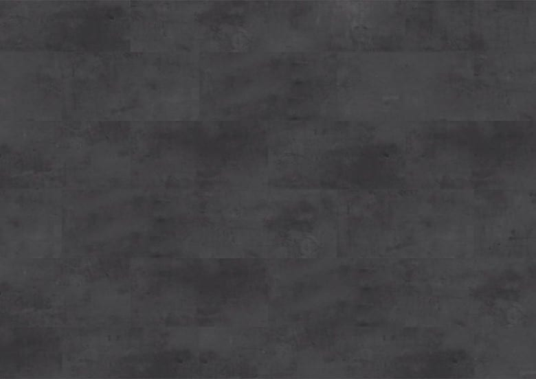 Vintage Zinc Black 4V - Tarkett I.D. Inspiration 70 Vinyl Fliesen zum Kleben