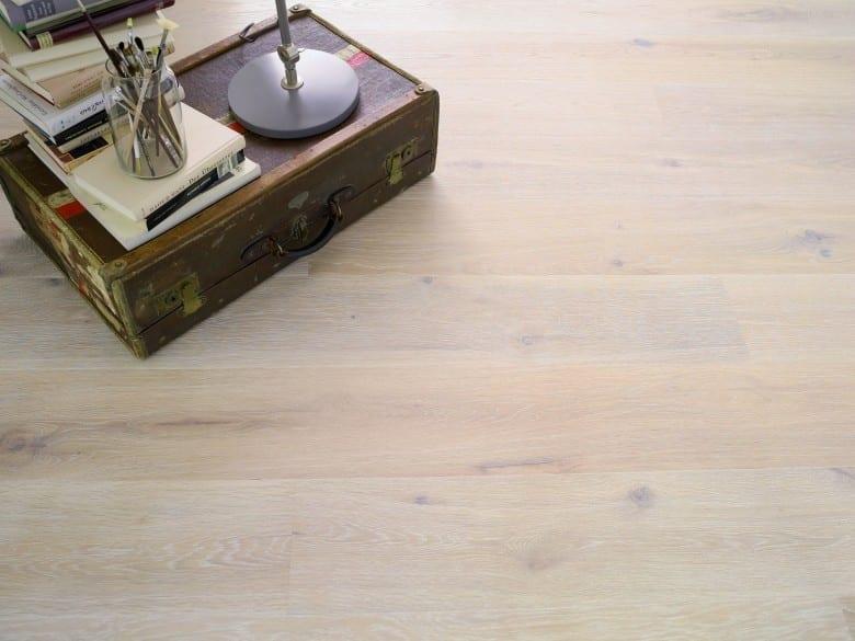 Heritage Eiche Lime Stone Tarkett Atelier - Parkett Landhausdiele geölt